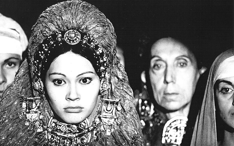 Medea, regia di Pier Paolo Pasolini (1969)