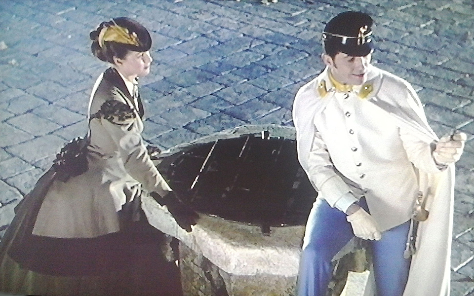 Valli, Granger - Senso, regia di Luchino Visconti (1954)