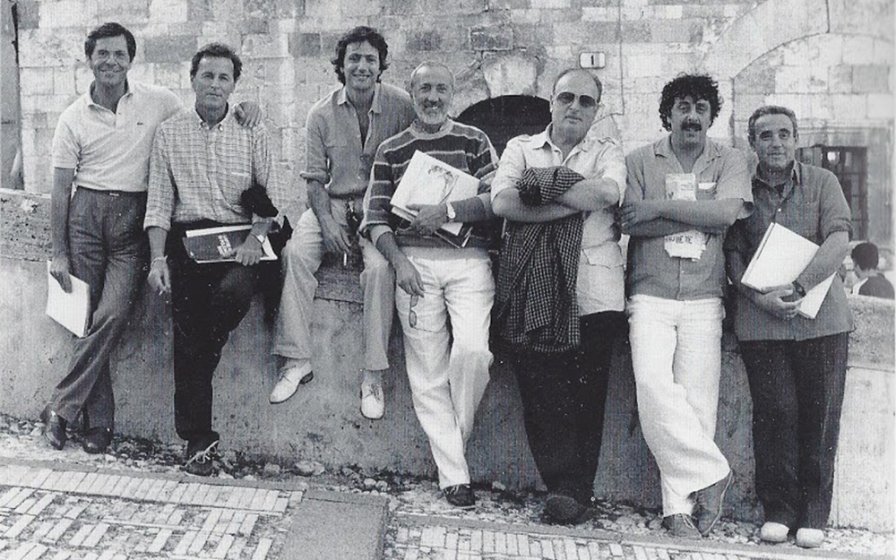 Trappetti, Tosi, Aglioti, Pizzi, Bolognini, Perlini, Tirelli