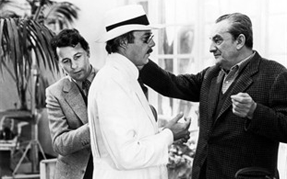 Tosi e Luchino Visconti